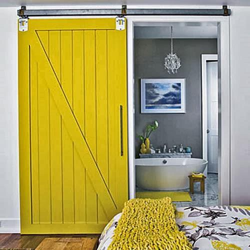 Diseño de Interiores Ramón Martí: Puertas correderas para baño