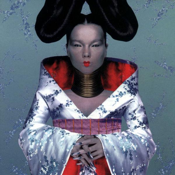 Björk - Homogenic Cover
