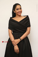 Actress Regina Candra Pos in Beautiful Black Short Dress at Saravanan Irukka Bayamaen Tamil Movie Press Meet  0020.jpg