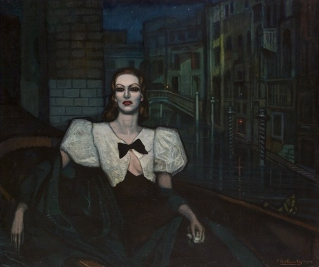 Federico Beltrán Masses-1885-1949 | pintor español | Belle Époque