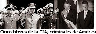 Resultado de imagen para la CIA pinochet