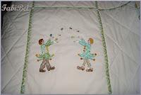 parure lit bébé crib bedding set