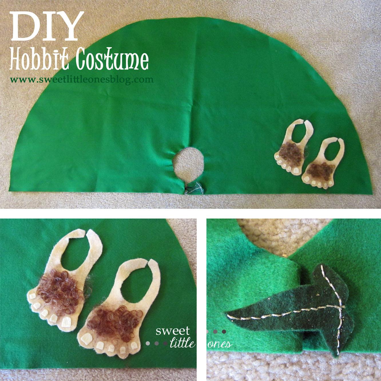 Sweet little ones diy hobbit halloween costumes diy hobbit halloween costumes sweetlittleonesblog solutioingenieria Image collections
