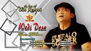 Lirik Lagu Didi Kempot - Wedi Dosa