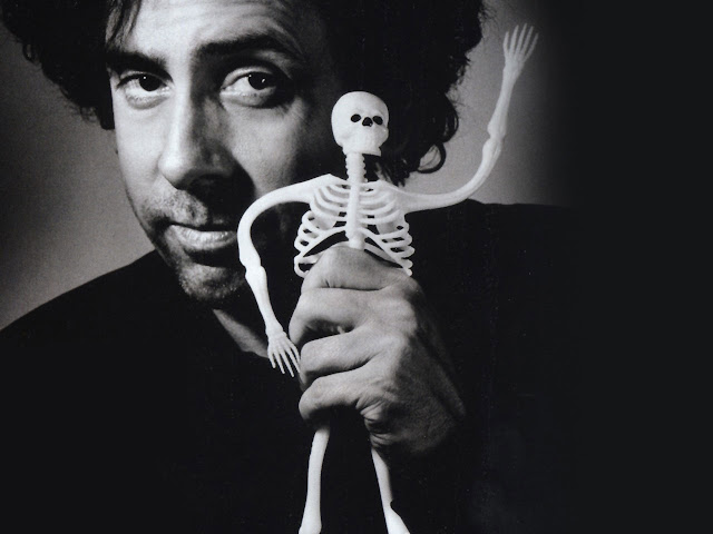 TIM BURTON DIRECTOR