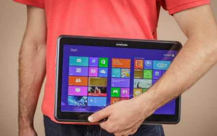 Samsung Ativ Q, Hybrid Ultrabook Amongst Dual Os