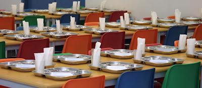 Resultado de imagen de aula matinal y comedor