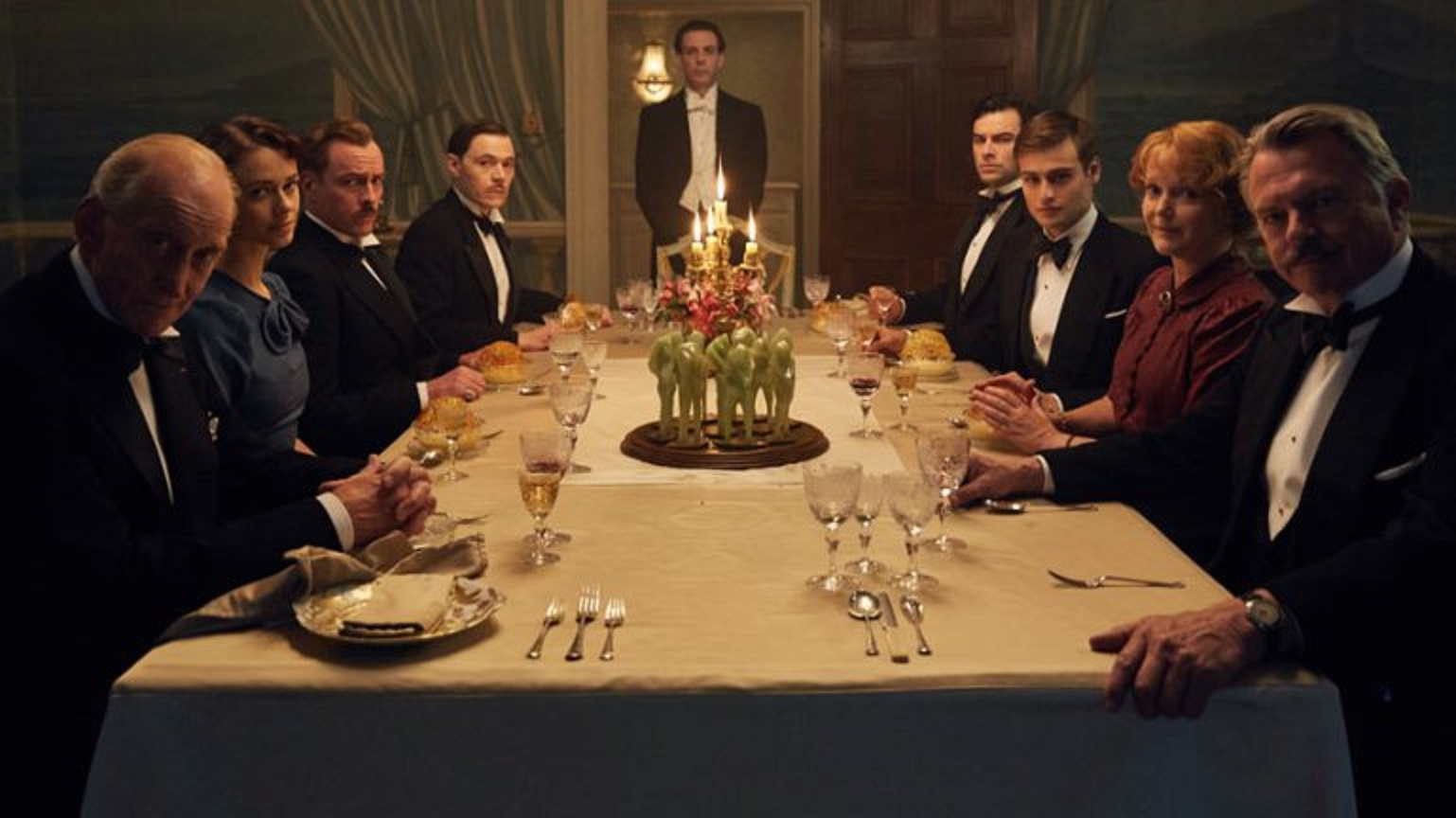 And Then There Were None Quotes With Page Numbers: Paul Davis On Crime: The New James Bond? Aidan Turner