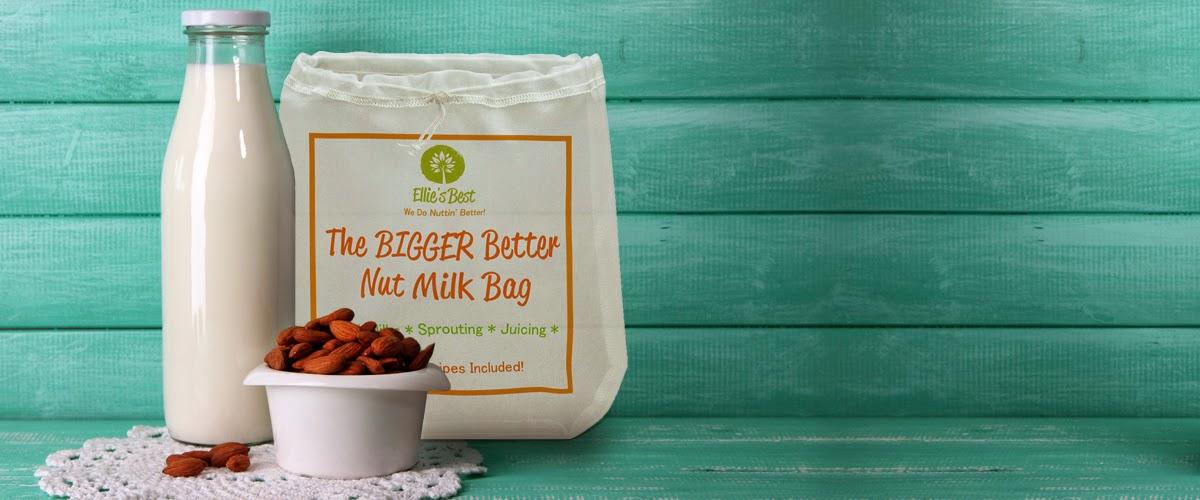 Ellie S Best The Ger Better Nut Milk Bag Review