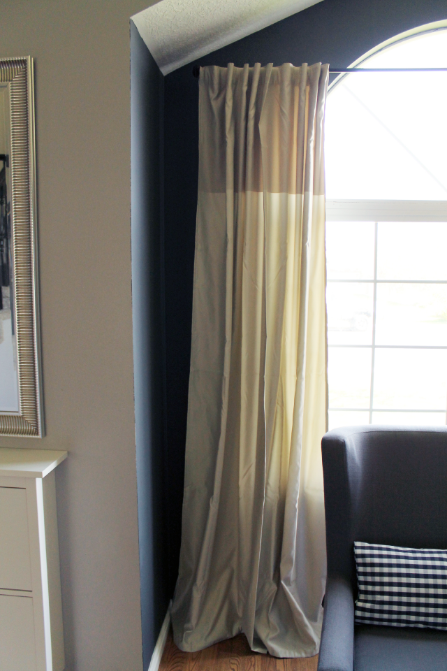 Where To Put Curtains On A Window That has An Arch - Chris ...