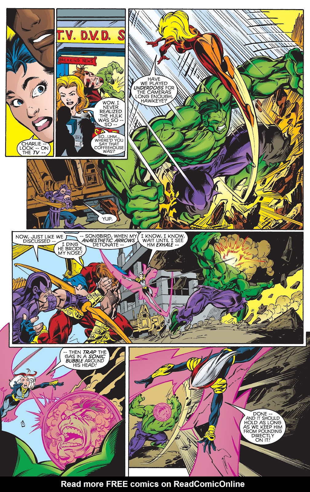 Read online Hawkeye & The Thunderbolts comic -  Issue # TPB 1 (Part 3) - 88