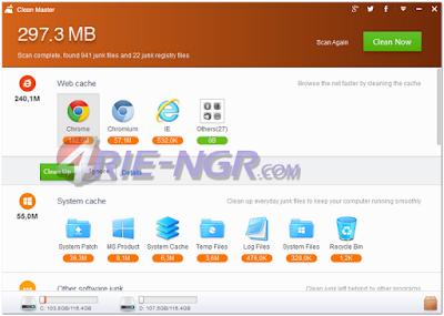 Clean Master 12.1 For Windows Terbaru