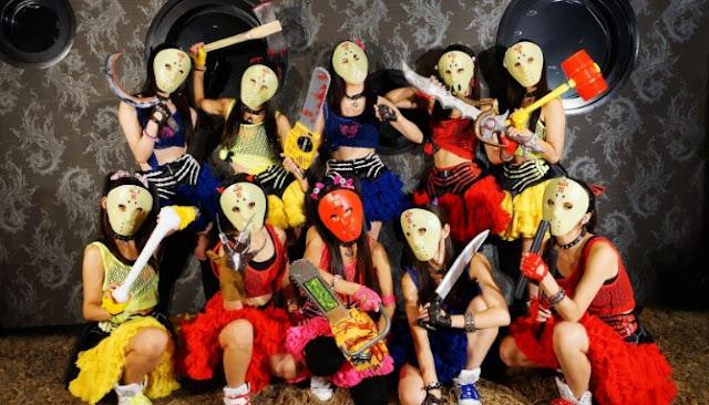 Delapan Girlband Ini Mengusung Konsep Berbeda Dan Anti Mainstream