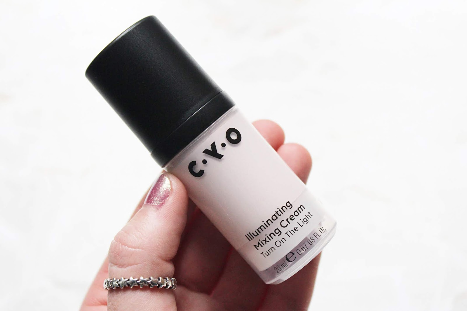 CYO Illuminating Mixing Cream Review