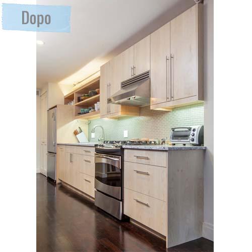 Trasformazione e ristrutturazione di una cucina a New York  Blog Arredamento - Interior Design