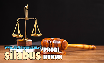 Mata Kuliah Yang Dipelajari Pada Ilmu Hukum