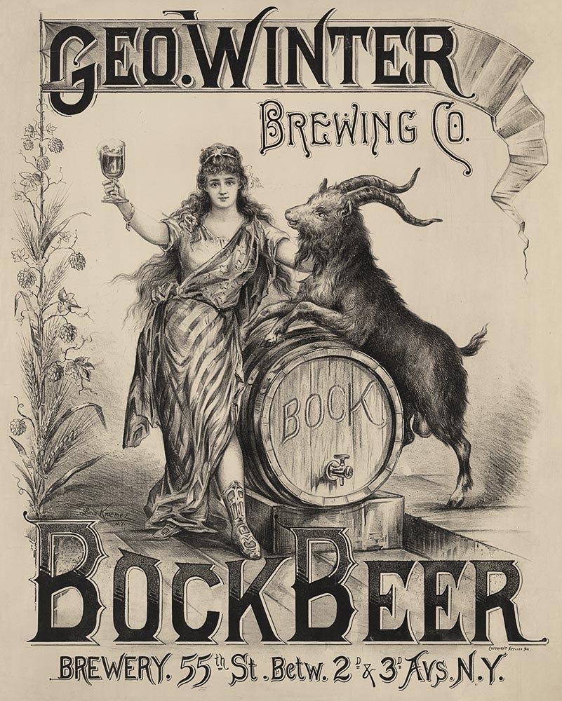 Momentos del pasado antiguos anuncios de cerveza - Carteles retro ...