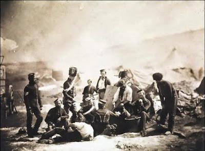 Foto Jurnalistik pada perang Crimean