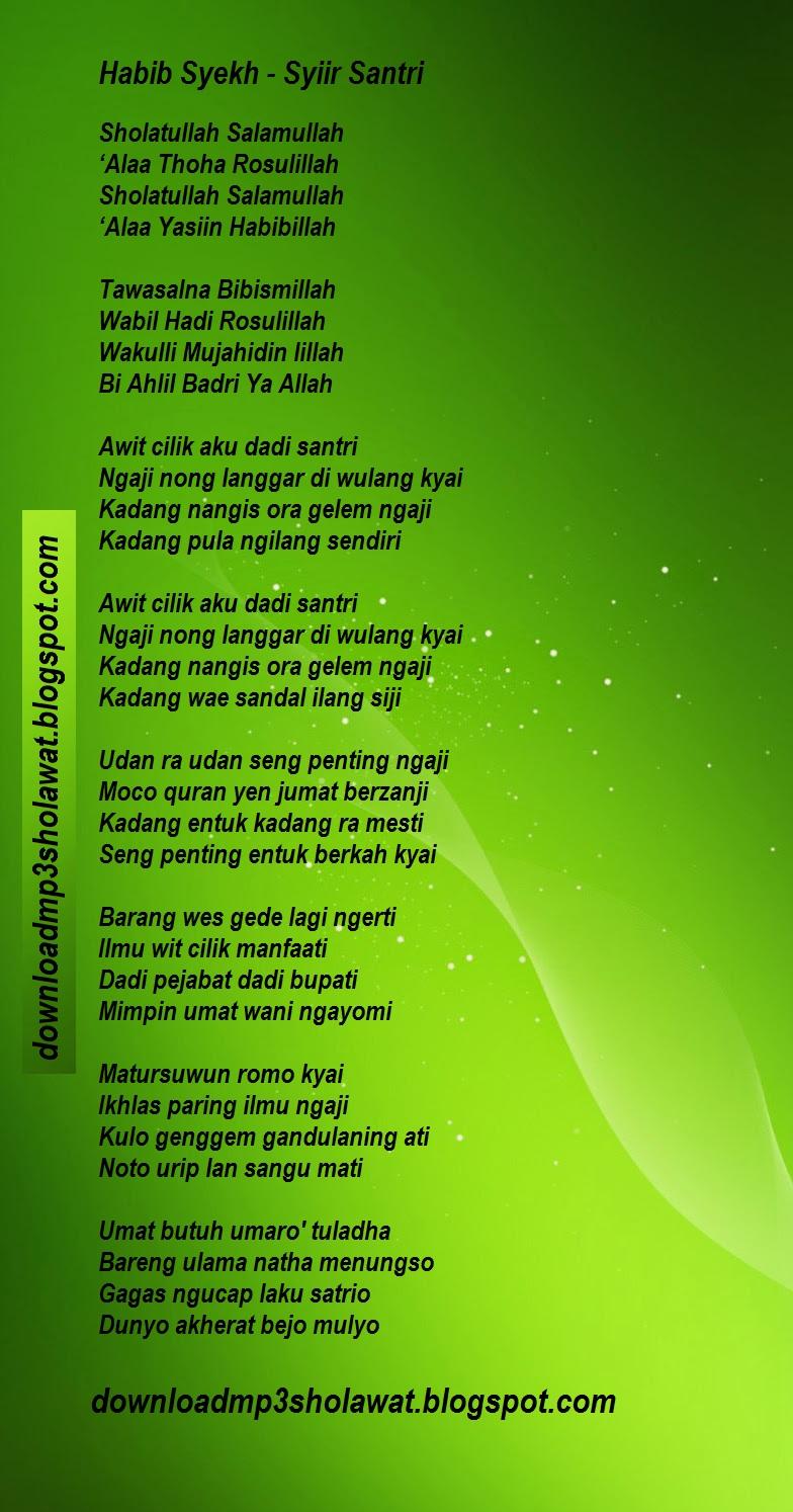 Lirik Lagu Ya Dzakirin Nabi Mp3 - quotedertno's diary