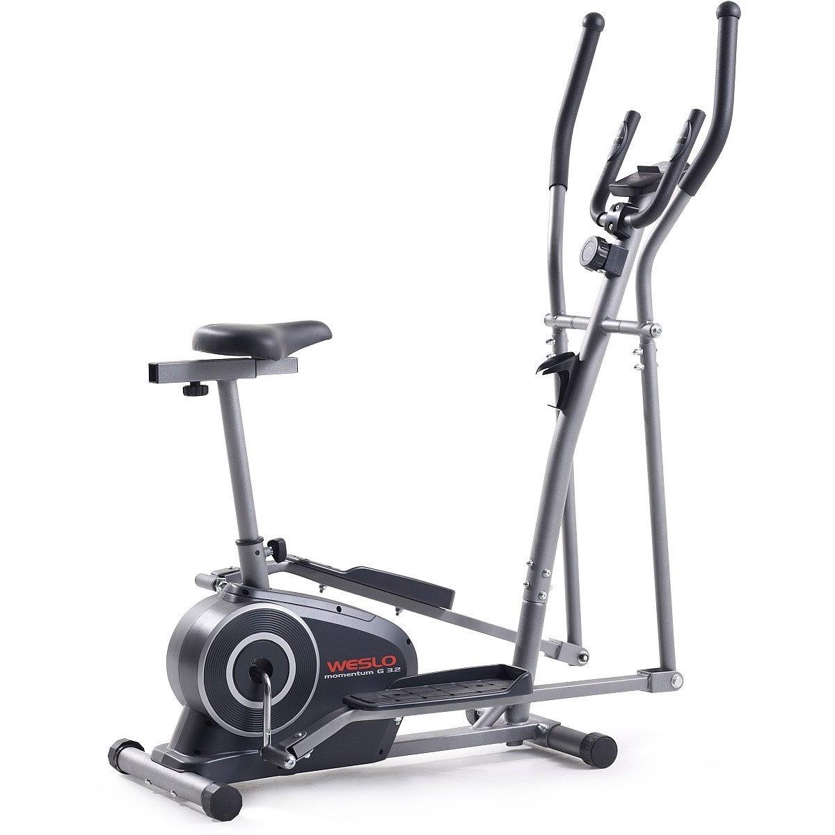 Exercise Bike Zone: Weslo Momentum G 3.2 Hybrid Trainer