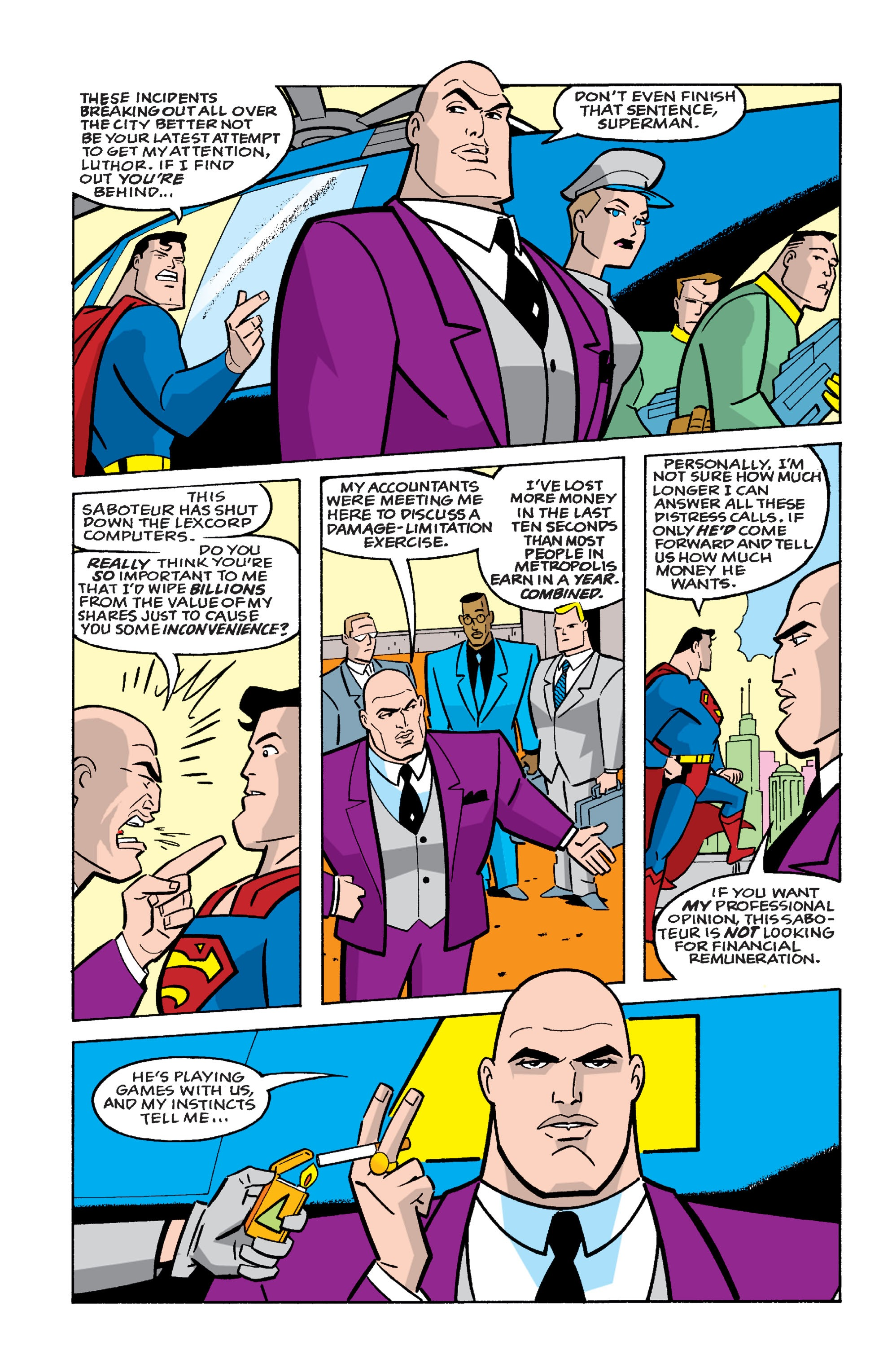 Superman Adventures #_2017_Edition_TPB_3_(Part_2) #81 - English 63
