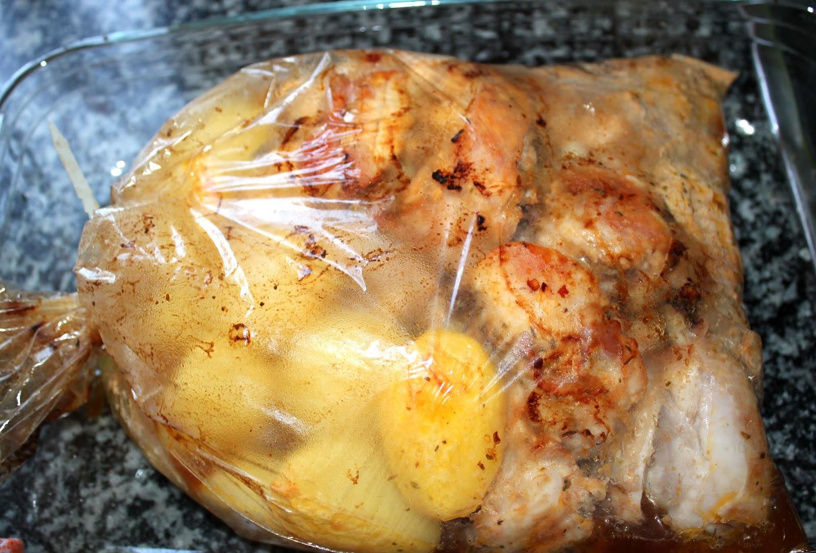 La nube de carmen cocinar es facil pollo adobado asado - Como cocinar pollo al horno ...