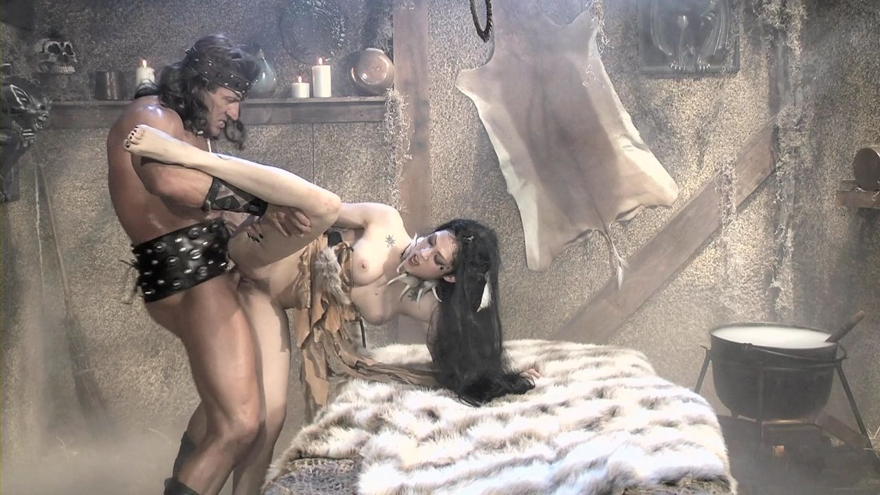 Jayden Cole In This Ain't Conan The Barbarian Xxx