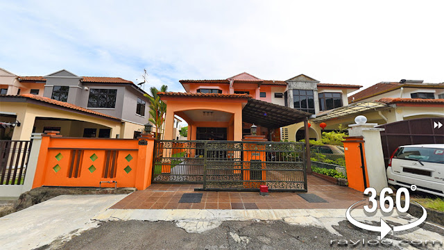 Sungai Emas Batu Ferringhi Semi Detached Raymond Loo 019-4107321