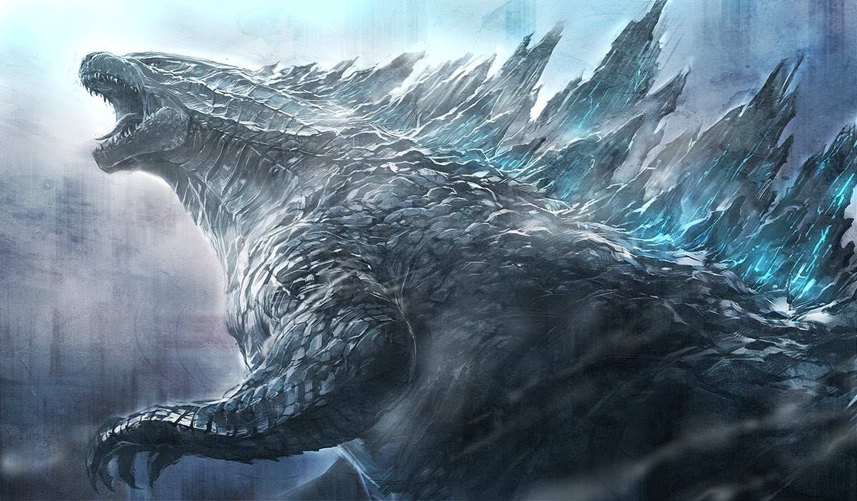 Godzilla  「ゴジラ」第2弾「キング・オブ・モンスターズ」が