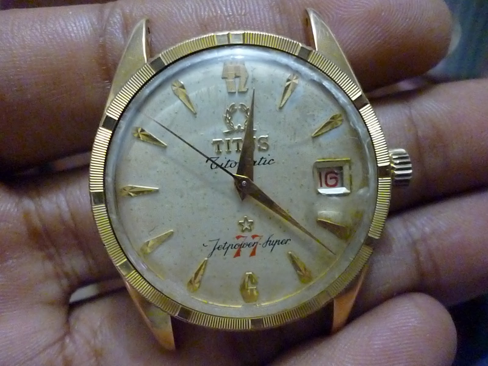 One Arloji  Titus 77 Sold 185bdafbe1