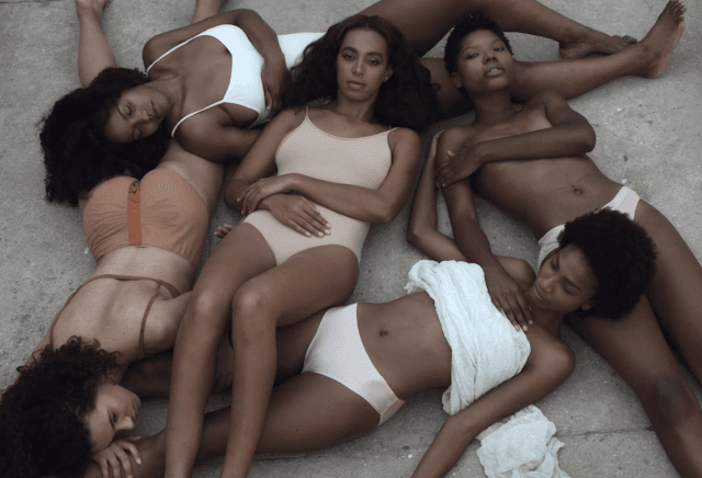 VÍDEO - Solange – Cranes in the Sky + Don't Touch My Hair (feat. Sampha)