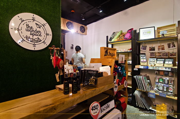 Wander Space Maginhawa Quezon City Store