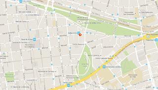 Mo Gelateria mapa ubicacion