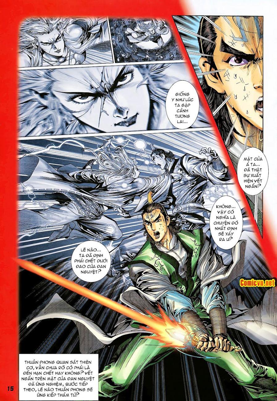 Đại Đường Uy Long chapter 82 trang 25