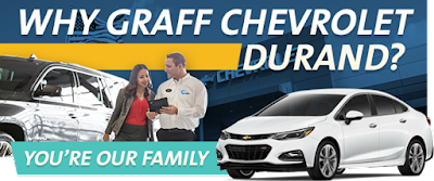 Why Graff Chevrolet Durand?