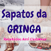 SAPATOS DA GRINGA | RECEBIDOS DA LOJA ONLINE AMI CLUBWEAR