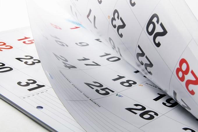 Ceará terá feriados nas duas próximas semanas