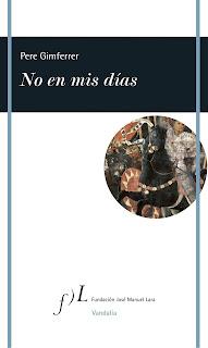 No en mis días / Pere Gimferrer