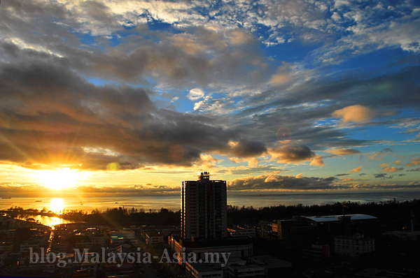 Sunset Photo Sarawak