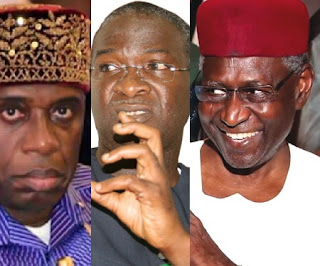 Buhari Orders Fashola, Amaechi, Kyari To RESIGN