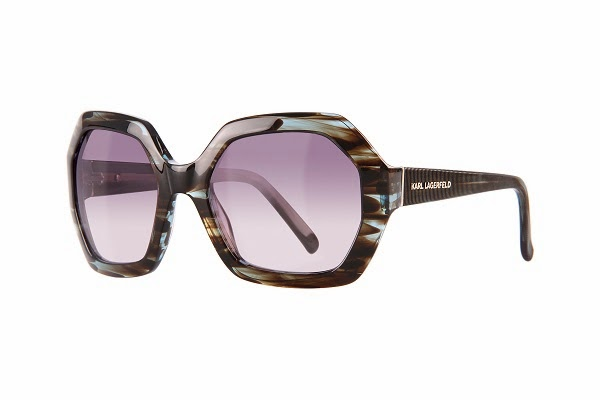 a81ffa9722 mylifestylenews  Karl Lagerfeld Eyewear   2014 Collection