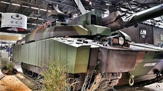Tank Leclerc XLR