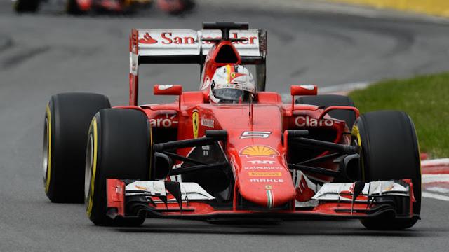 Vettel : Balapan Canada Favorit Saya