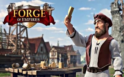 Forge of Empires - Jeu de Gestion en Ligne