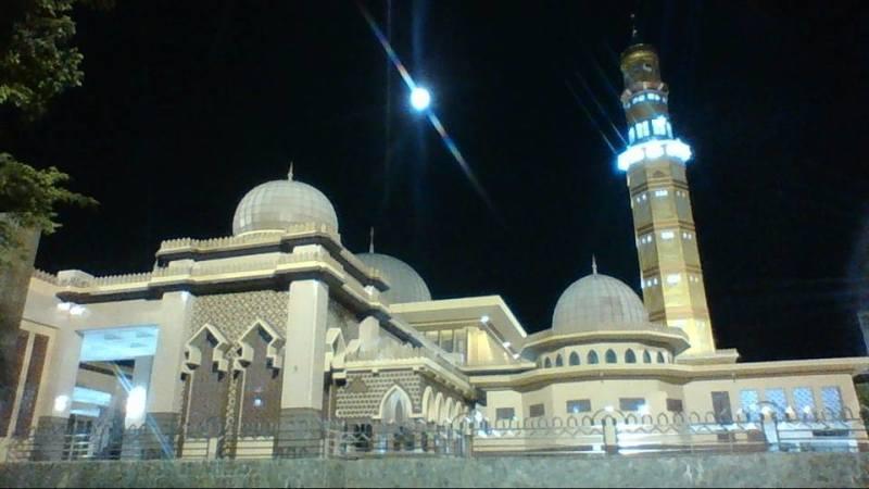 Masjid Agung Ikon Sibolga Negeri Berbilang Kaum