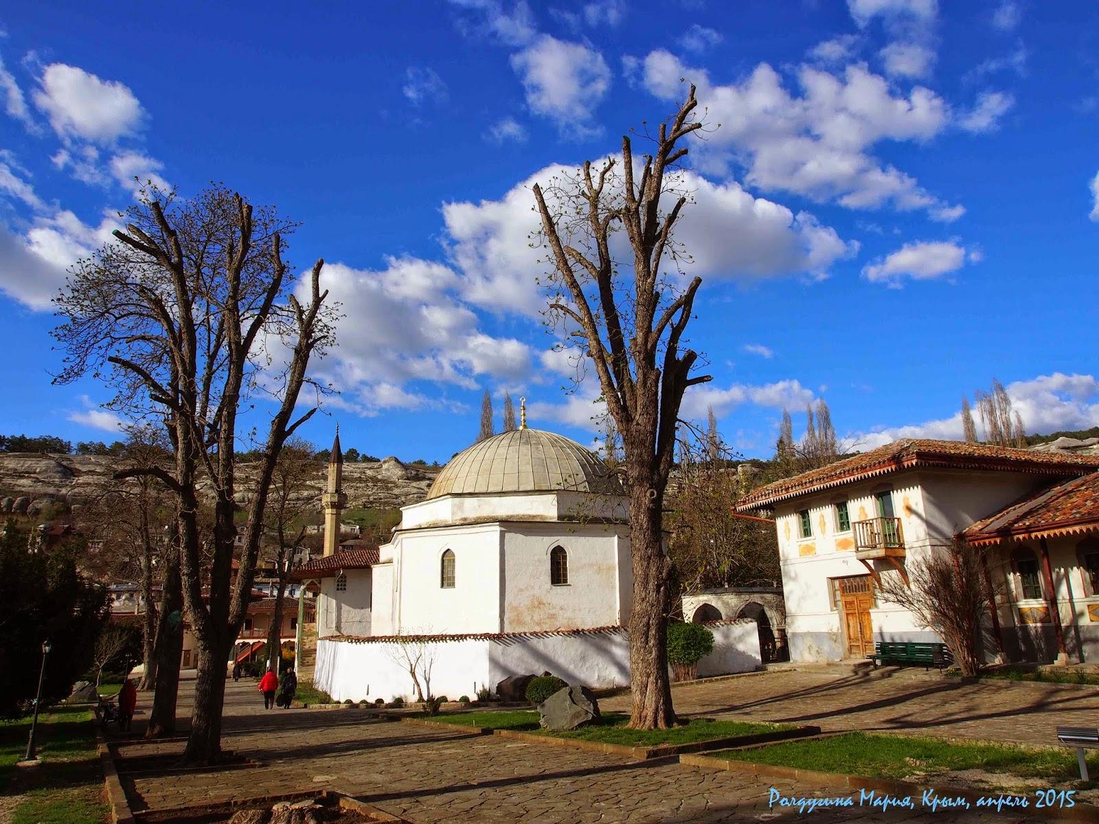Бахчисарай Крым 2015 фото