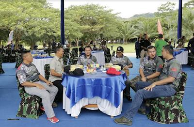 Gubernur Ridho Rancang Lapangan Tembak Terpadu di Kota Baru Lampung