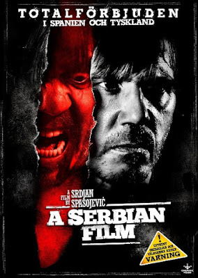 A Serbian Film Movie Cover