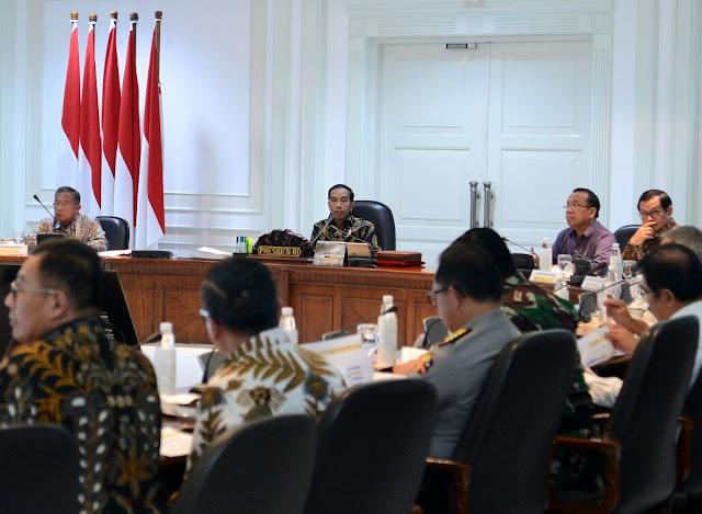 Jokowi Ingin Target Penyediaan Rumah Segera Dipenuhi