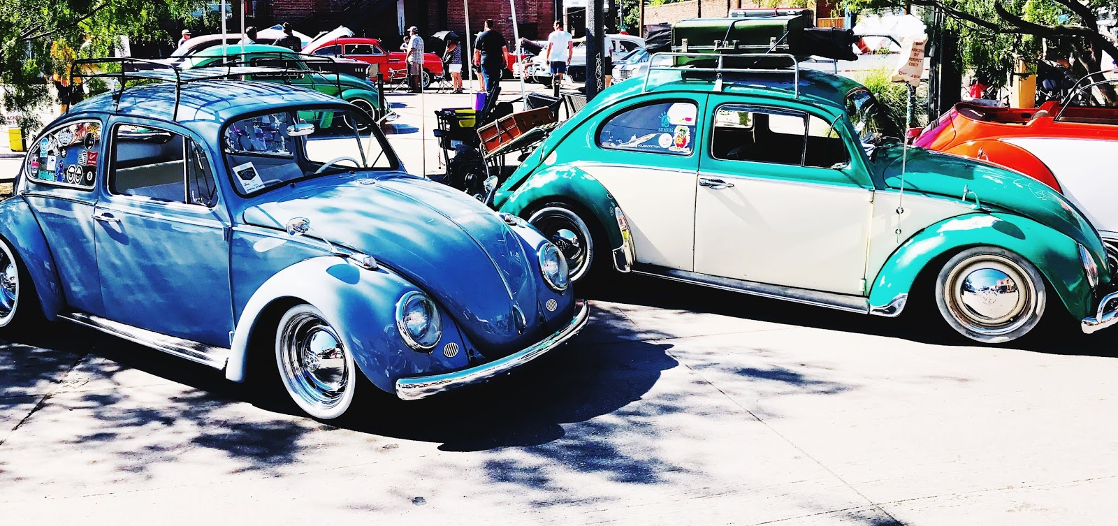 Car Shows In The City With My Mama And Sisters